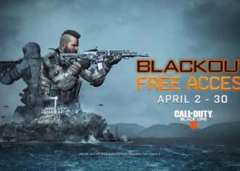 Chế độ Blackout của Call of Duty Black Ops 4 miễn phí cả tháng 4