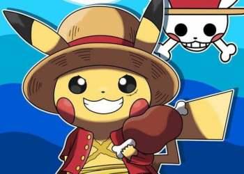 Khi Pikachu biến thánh các nhân vật Anime cực đáng yêu