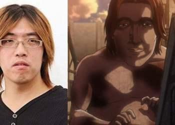 """Attack on Titan """"troll"""" đạo diễn khi biến ông thành quái vật vô tri trong Anime"""