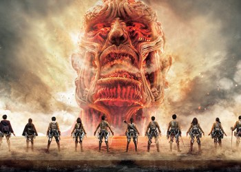 Hollywood tiếp tục gọi hồn Attack on Titan