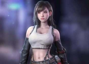 Bức xúc vì ngực Tifa bị cha đẻ sửa bé tẹo teo, game thủ ra tay 'buff mạnh vòng 1' khiến fan FF7 Remake tròn mắt