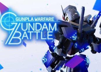 Gundam Battle: Gunpla Warfare - Game mô phỏng lái robot chiến đấu cực chất