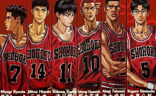 Top 10 Manga thể thao được yêu thích nhất tại Nhật Bản