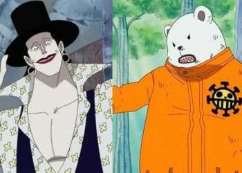 6 hoa tiêu tài năng trong One Piece