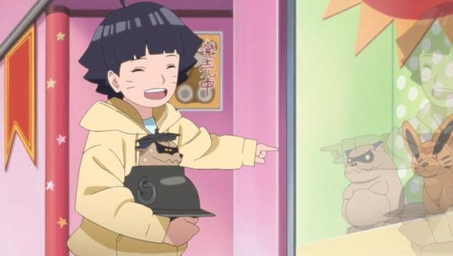 Boruto: Không phải Kurama, Himawari có thể sẽ trở thành Jinchuriki của Shukaku?