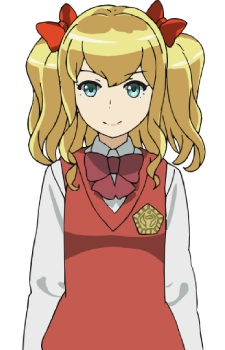 Niho Hinomiya (Schoolgirl Strikers: Animation Channel)