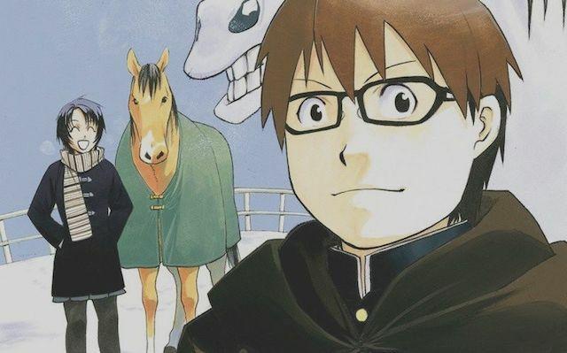 Manga Silver Spoon kết thúc, tác giả sắp ra mắt truyện mới