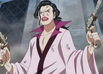 One Piece chương 962: Oden bị Orochi vu vạ tội ăn cắp trước khi trở thành lãnh chúa vùng Kuri