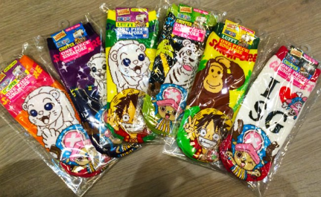 Get These Anime And One Piece Souvenirs If You Ever Visit
