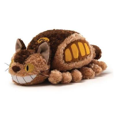 Studio Ghibli Plush Fluffy Cat Bus