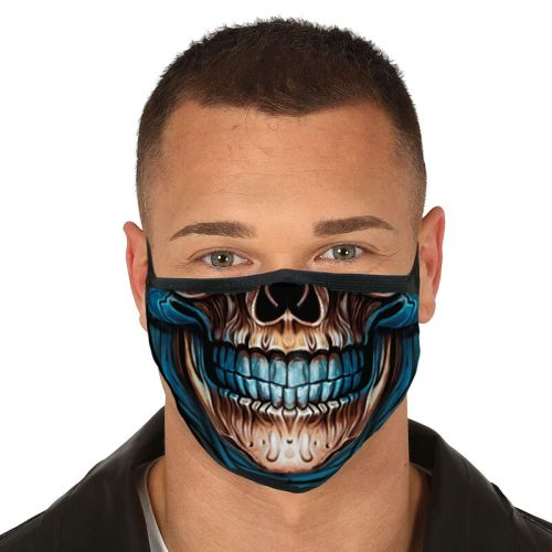 Skull Reusable Adult Mask