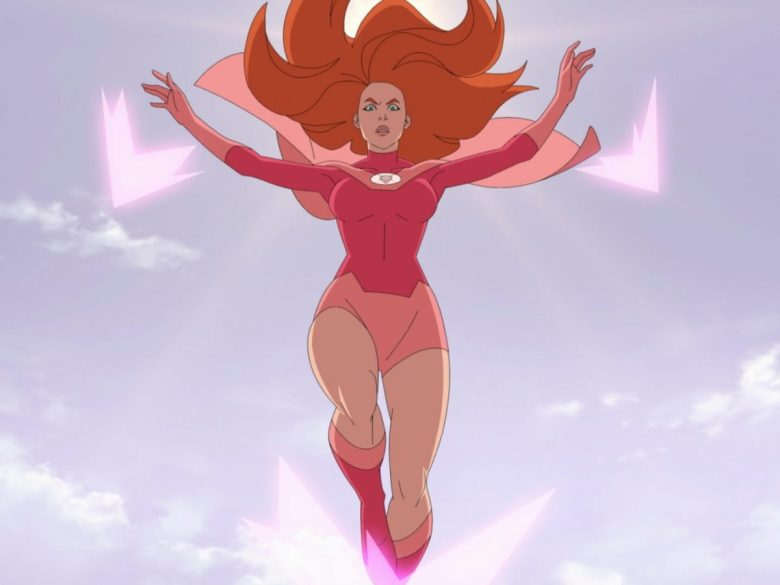 Invincible: Who Is Atom Eve? The True Extent of Her Powers - OtakuKart
