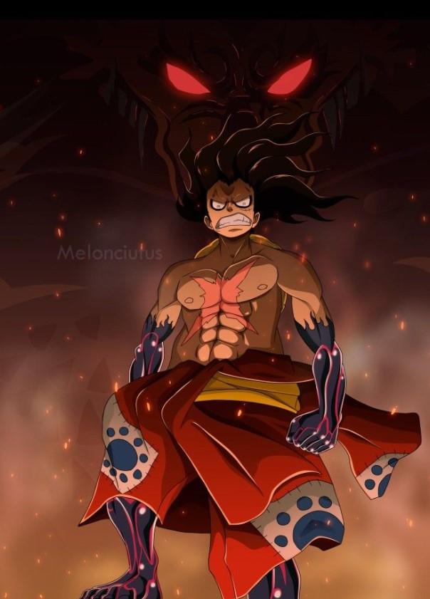 Ragnarok is consider a lost? Luffy Vs Kaido