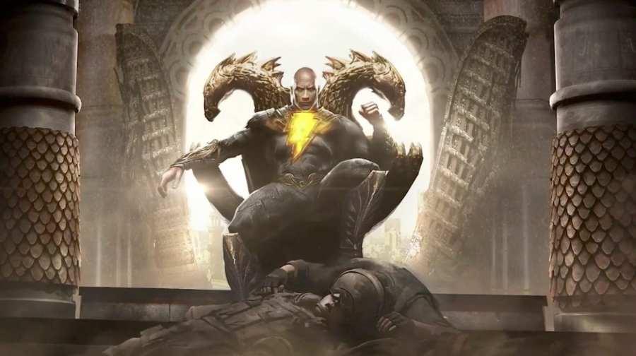 Black Adam: Dwayne Johnson refers to dark tone for his new DC movie