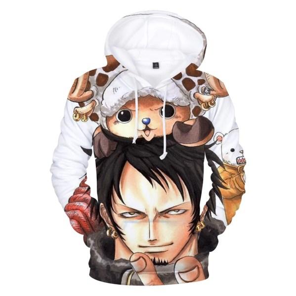 Pull enfant One Piece Traffie