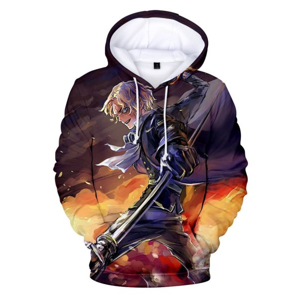 Pull enfant One Piece Sabo Art