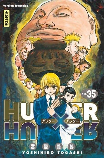 Suite Hunter X Hunter Anime : suite, hunter, anime, Hunter, O-Taku, Manga, Lounge