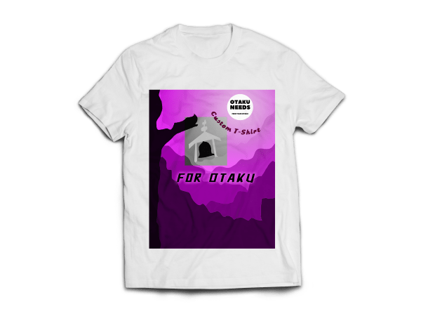 Custom T-Shirt White