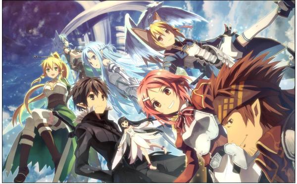 Sao Sword Art Online
