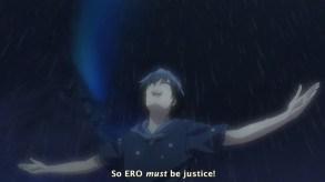 Ero is Justice!