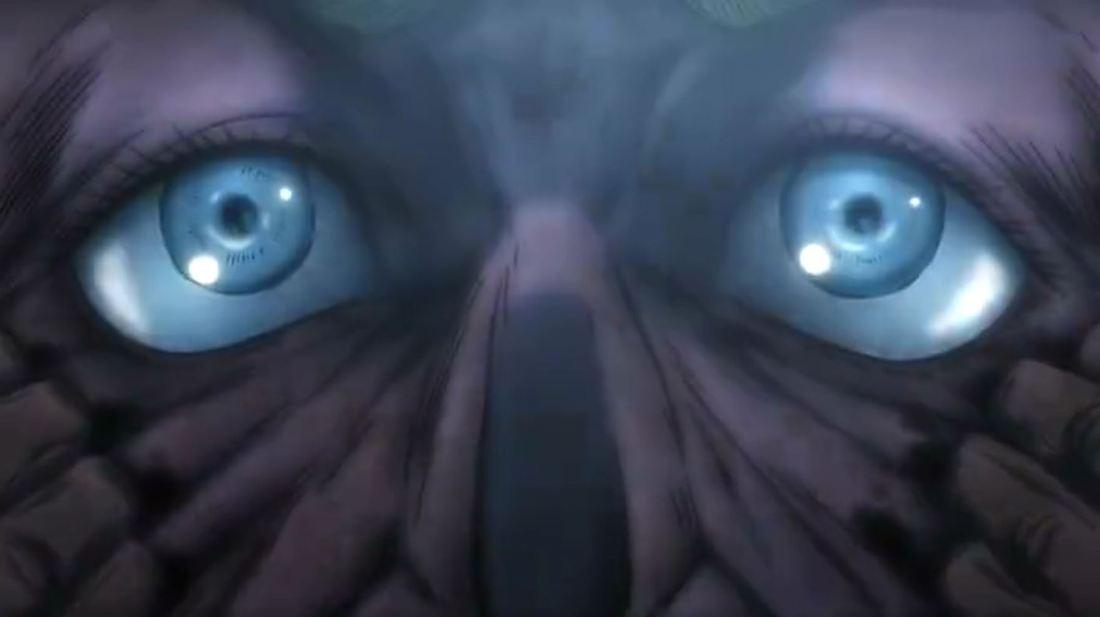 Titan face