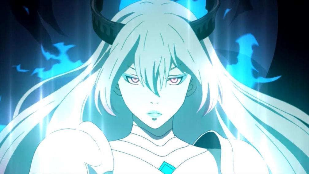 shingeki_no_bahamut_genesis-01-amira-transformation-demon-horns-blue_fire-pink_hair