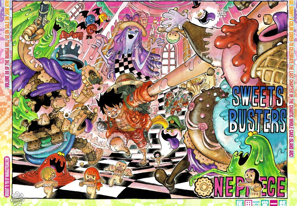 Hingga chapter 957, gol d. One Piece Chapter 903 Is Luffy Now The Fifth Emperor Otaku Orbit