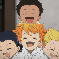 First Impressions - The Promised Neverland 001