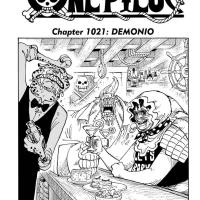 One Piece Chapter 1021: Nico Robin becomes a demon child