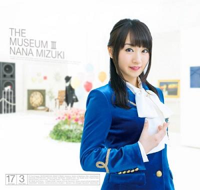 Nana Mizuki  - THE MUSEUM III (3rd Album) - [Basilisk ~Ouka Ninpouchou~ ED]