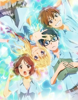 Shigatsu wa Kimi no Uso OST [Music Collection]