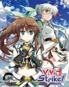 ViVid Strike! Original Soundtrack CD