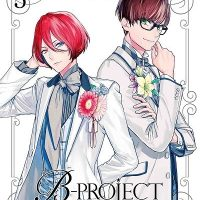 B-PROJECT ~Kodou*Ambitious~ Character Song CD 2