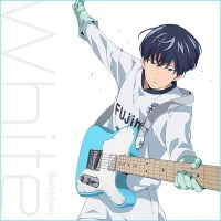 Keppeki Danshi! Aoyama-kun OP Single - White