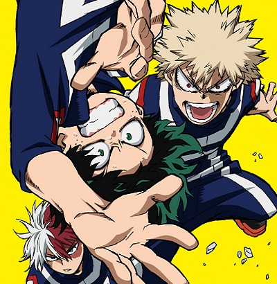 "Boku no Hero Academia 2nd Original Drama CD 1 ""Taiikusai e no Kakugo"""