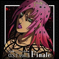JOJO's Bizarre Adventure Golden Wind O.S.T vol.3 Finale