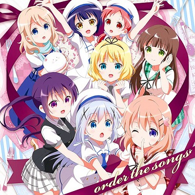 Gochuumon wa Usagi Desu ka? Character Song Selection Album: order the songs