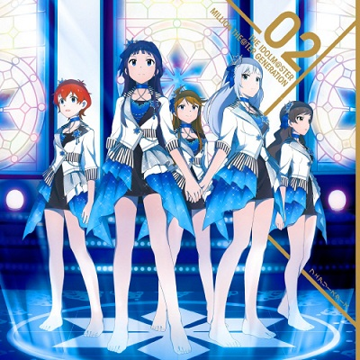 THE IDOLM@STER MILLION THE@TER GENERATION 02 / Fairy Stars