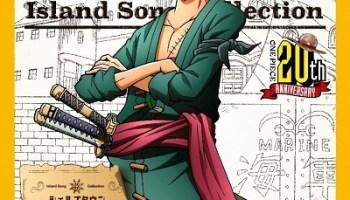 One Piece Island Song Collection Roronoa Zoro