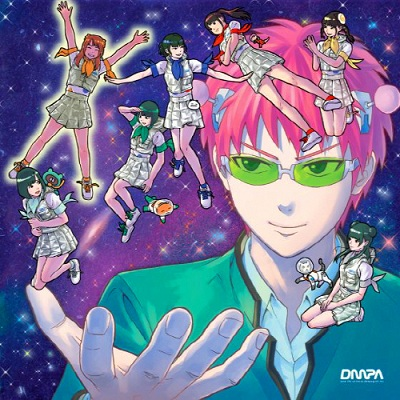 Saiki Kusuo no Ψ-nan (TV) 2 ED Single - Ψ Hakkenden!