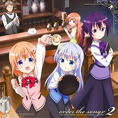 Gochuumon wa Usagi Desu ka? Character Song Selection Album: order the songs 2