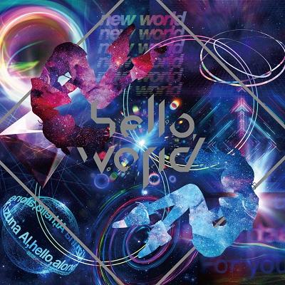 Kizuna AI - Hello, World (1st Album)