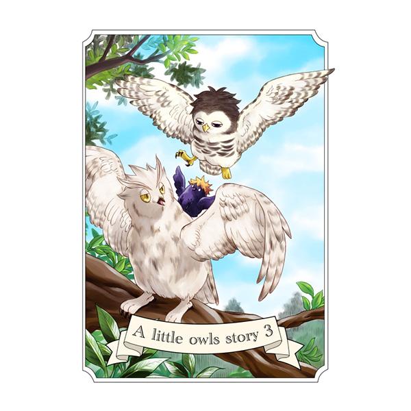 used doujinshi haikyuu bokuto koutarou x akaashi keiji a little owls story 3 ドゥクシ