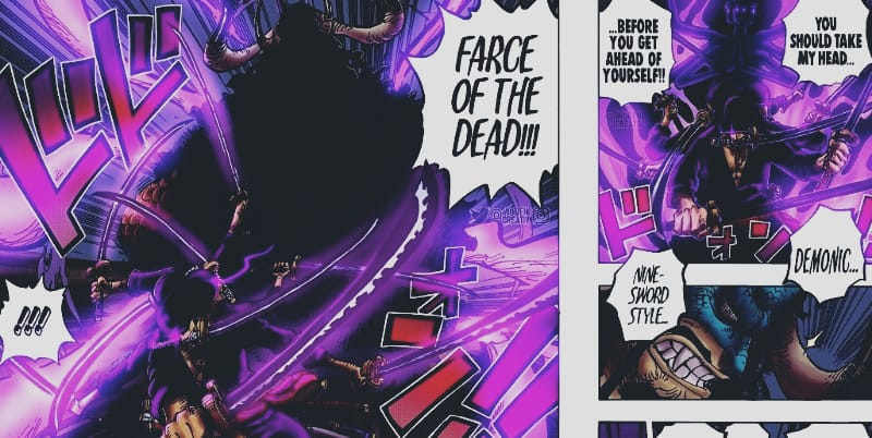 No one saw this coming! Kaido Vs Luffy One Piece Chapter 1011 Spoilers Delayed Release Date Otakusnotes