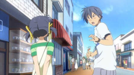 End of School Days - Clannad: After Story Part 1 Review 4