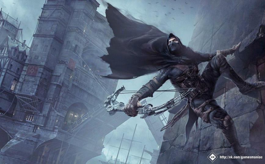 Thief Coming To PS4 & PC + Leaked Screenshots pic 1