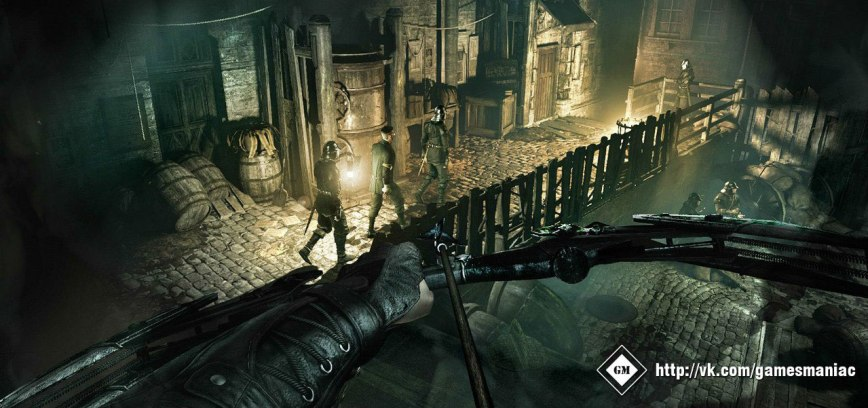 Thief Coming To PS4 & PC + Leaked Screenshots pic 2