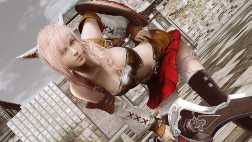 Lightning Returns Final Fantasy XIII Miqote pic 1