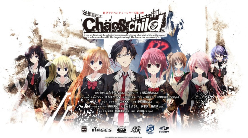 Chaos;Child, Due in 2014 promo