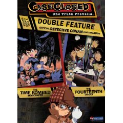 Case Closed Double Feature